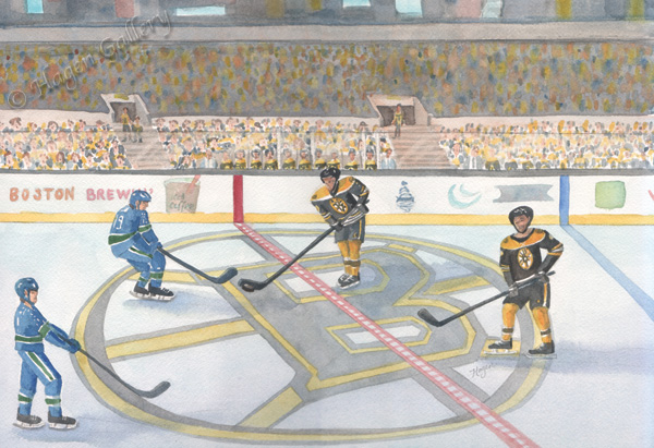 Boston Bruins - Stanley Cup Champions